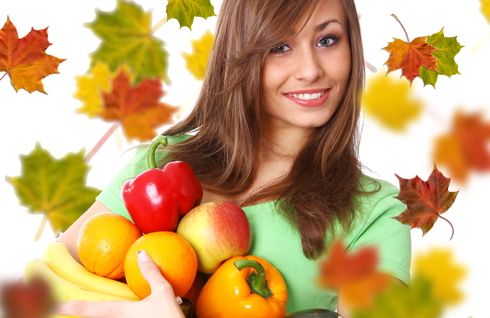 秋はダイエットに最適