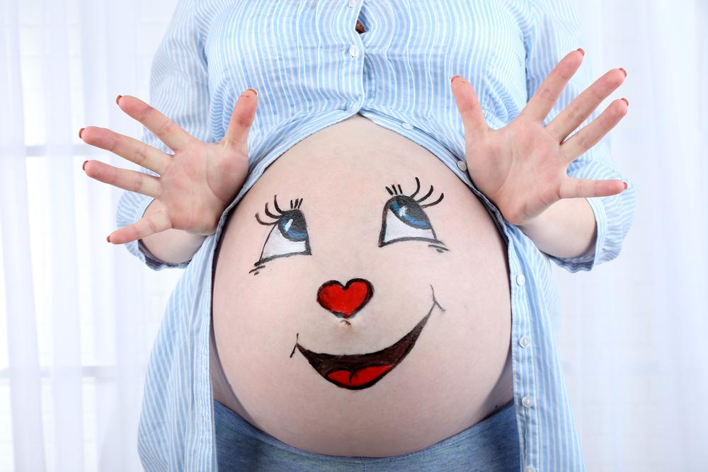 へその穴が汚い!気になる!妊婦・妊娠中のへその掃除・ケア・へそのゴマの取り方