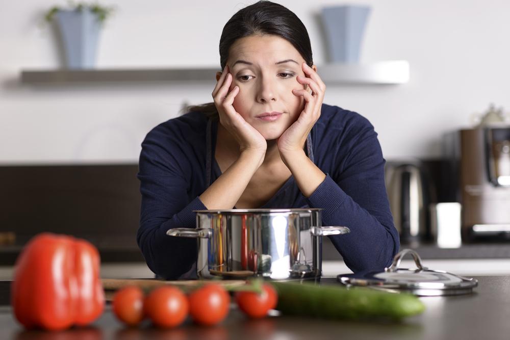 面倒くさい! たかが食事ごときに一生懸命になれますか!