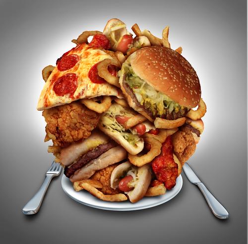 代謝が悪くなり毒素を体内にため込む体質