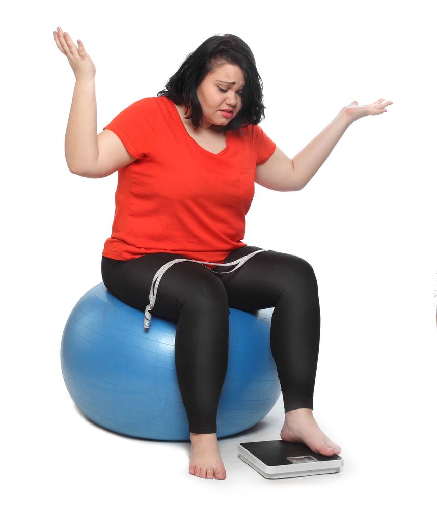 ダイエットをしても効果がなかなか現れず継続しにくくなります