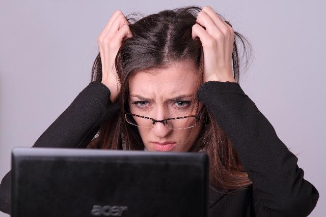 ストレスはニキビにも影響