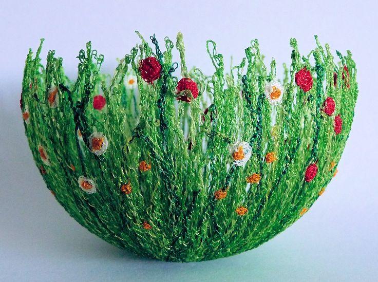 草原の草花