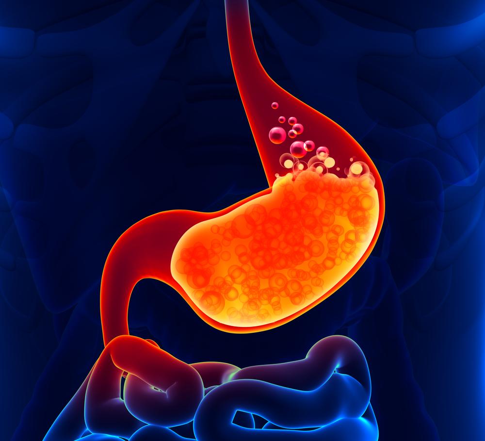逆流性食道炎に悩んでいる人必見!改善の3つのポイント:唾液の分泌・睡眠・ストレッチ