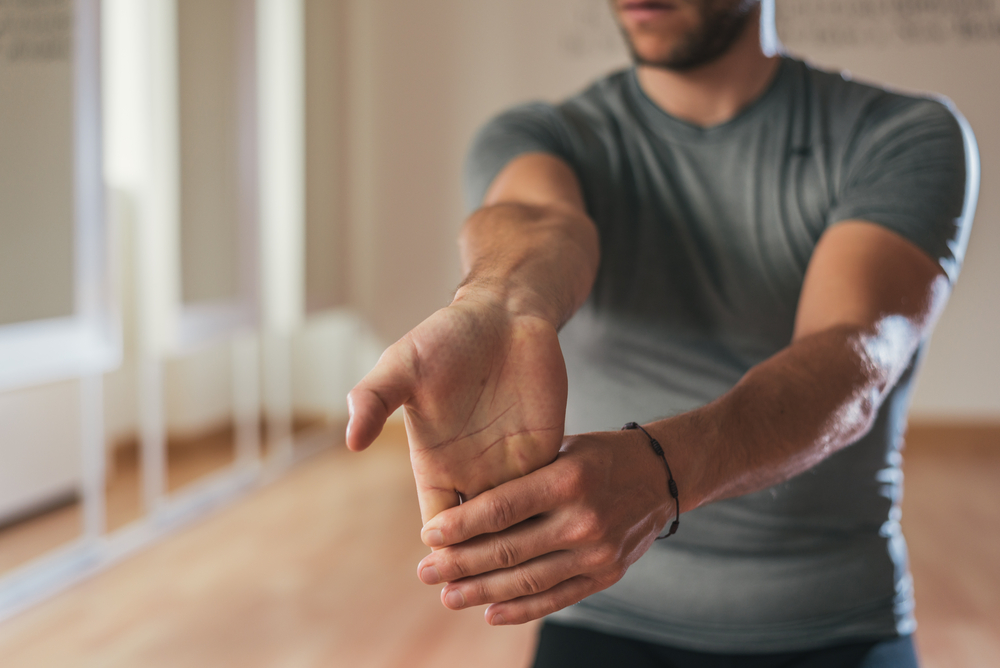 how to get bigger wrists and forearms at home