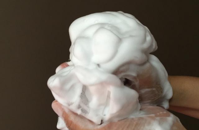 身体の洗い方