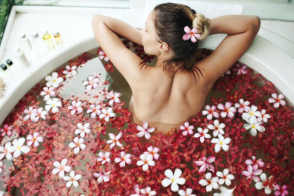 お風呂できれいを磨こう!血行促進・ダイエット・マッサージ:理想のお湯の温度も