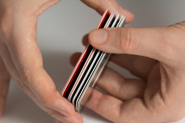 ポイントカード 捨てる