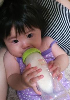 断乳 母乳 ミルク