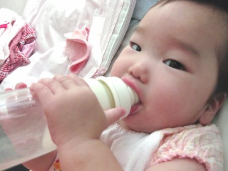 断乳 ミルク