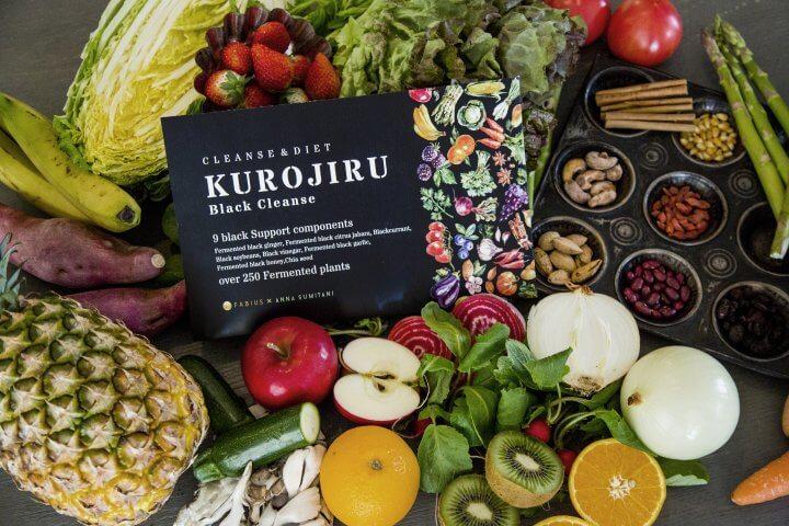 KUROJIRU(黒汁) 成分