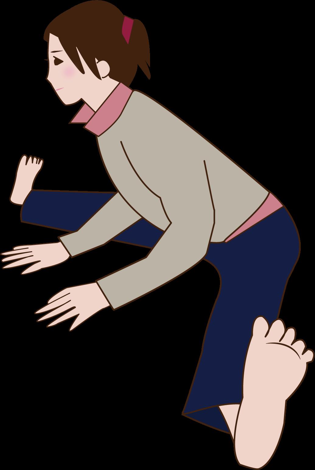 骨盤ストレッチ 開脚
