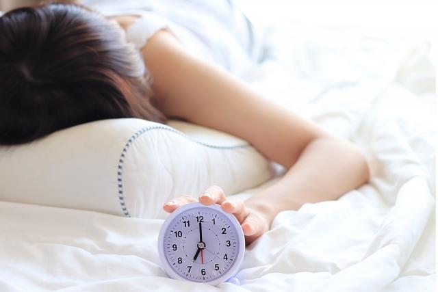 夜10時から午前2時まで熟睡する