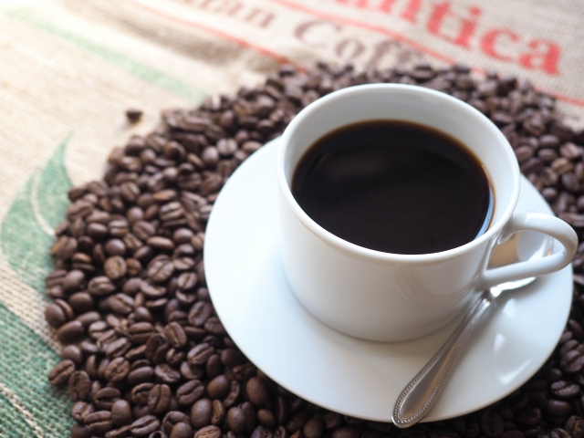 コーヒーは自分に合った量を適量