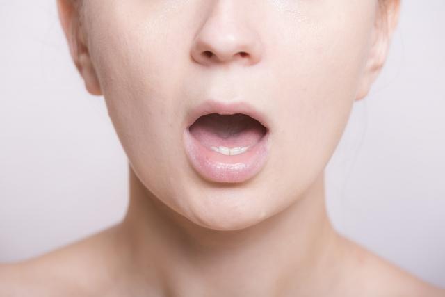 口呼吸がいびきの原因