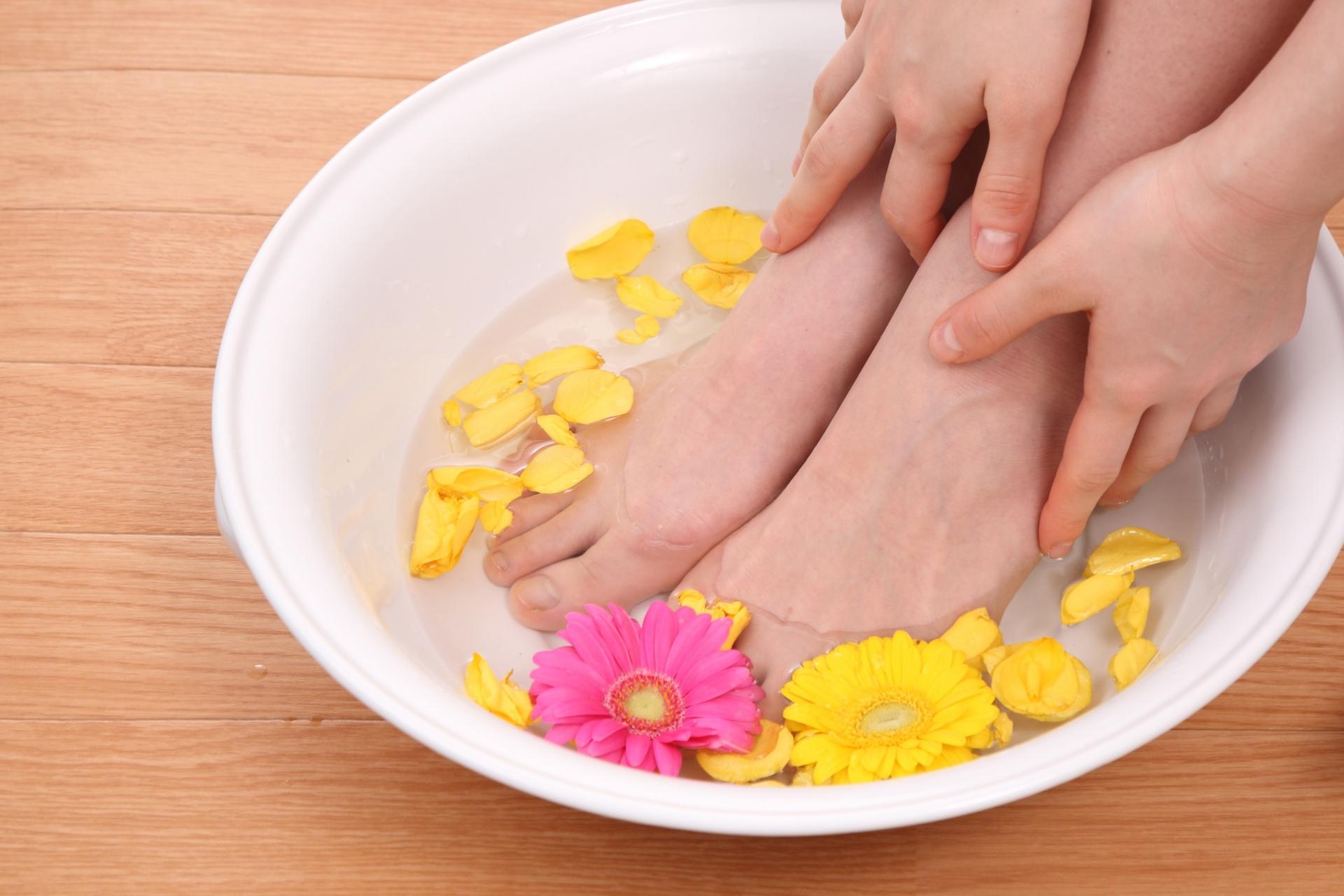 炭酸温水で手足の末端冷え症を改善しよう