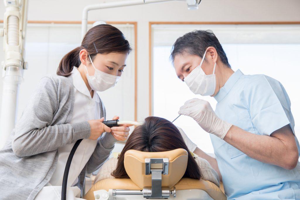 歯の健康維持には定期的に歯医者へ行くことがおすすめ